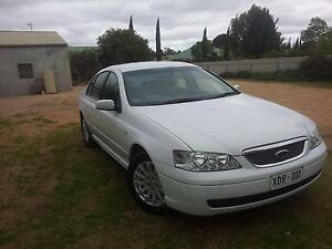 2004 Ford Fairmont BA Mk11 Sedan Renmark Renmark Paringa Preview