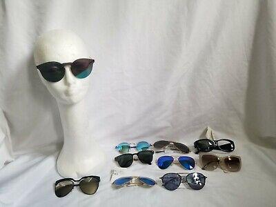 Illesteva Leonard II Mask,MCM,Ray Ban,Tom Ford Lot X10 Sunglasses For TLC