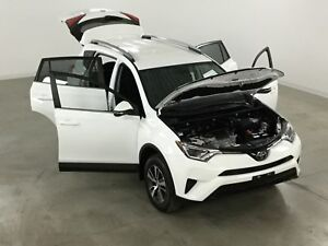 2018 Toyota RAV4 LE 2WD Bluetooth*Camera Recul*Sieges Chauffants