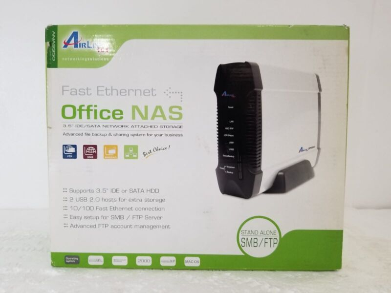 AirLink 101 FastEthernet Office Nas
