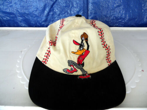 Daffy Duck: Hat - Baseball Player - Adjustable - 1991