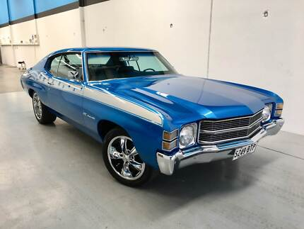 1971 Chevelle Chevrolet Brighton Holdfast Bay Preview