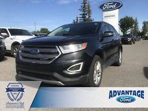 2015 Ford Edge SEL Clean Carfax - Voice Activated Navigation...