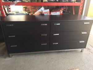 Dresser with Mirror & Nighstand - *REDUCED*