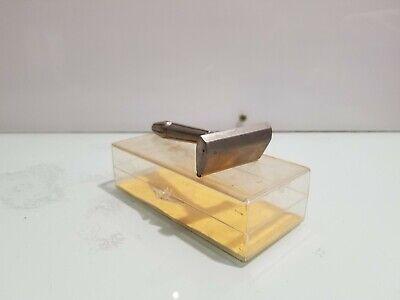 - Vintage GEM Micromatic Bullet Tip  Single Edge Safety Razor