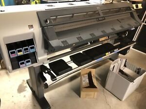 Hp Latex L25500 printer- Part out