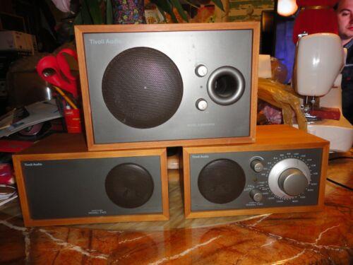 Tivoli Audio Model Two AM/FM Radio with Stereo Speaker & Subwoofer (USED)