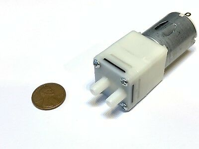 Small Spray 12v Diaphragm Mini Micro Water Priming Gear Pump Dc A12