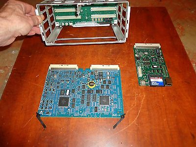 Domino Inkjet Printera Series Pl Main Pbc Boards 3 Pc Set Part3-0130002 Used