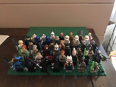 Lego Star Wars Minifigures Lot Of 40+