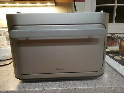 Brava Oven, Brand New, Used 4 Xs