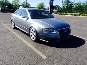 Audi A4/S4 2.7 Twin Turbo