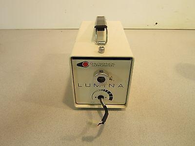 Lumina Fo-150 Fiber Optic Light Source Fuse 3a Out 150w In 115v 60hz 3a
