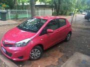 Toyota Yaris YR-2013 $8500 ONO Broome Broome City Preview