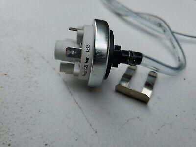 Gettinge 4656 Auoclave Sterilizer Pressure Switch O.5 Max Pressure W Clip