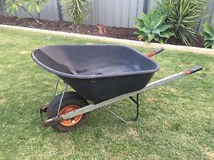 Wheelbarrow - Large Poly Tub 100L Byford Serpentine Area Preview