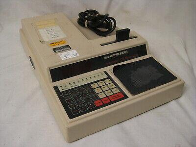 Wayne Kerr Automatic Lcr Meter 4210 Digital Electronic Test Equipment Powers On