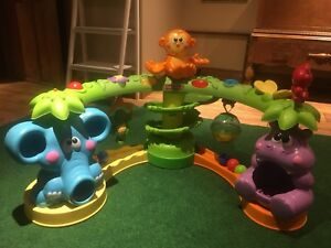 Fisher Price Jungle Stand & Play