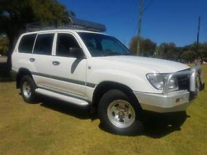 03 Toyota Landcruiser 4.2 Diesel Immaculate Low Ks Wagon !!!