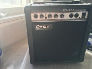 Guitar amplifier  and book $30