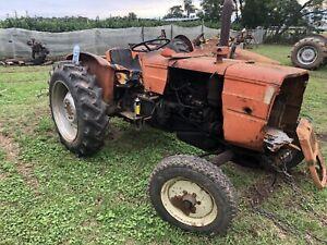Tractors sold pending pick up
