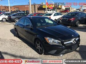 2016 Mercedes-Benz CLA-Class 250 4MATIC   LEATHER PANO ROOF   NA