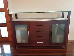 Dining Table/Chairs, Buffet Table, Coffee Table & Side Table Epping Ryde Area Preview