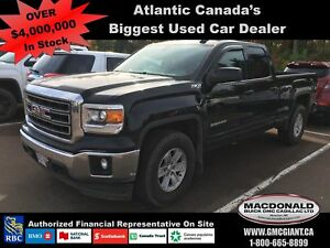 2015 GMC Sierra 1500 SLE Kodiak Edition Double Cab 4X4 5.3L V8
