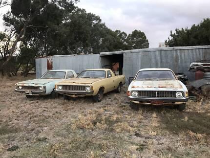 Chrysler Valiant-Series