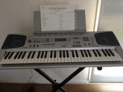 Casio keyboard CTK-591 - excellent condition Wembley Downs Stirling Area Preview