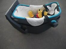 BRITAX SAFE N SOUND BABY INFANT CAPSULE BABY SAFETY CAPSULE Maribyrnong Maribyrnong Area Preview