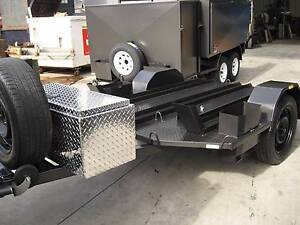 3 Motorbike Trailer Deluxe From Forward Trailers Australia Carrum Downs Frankston Area Preview