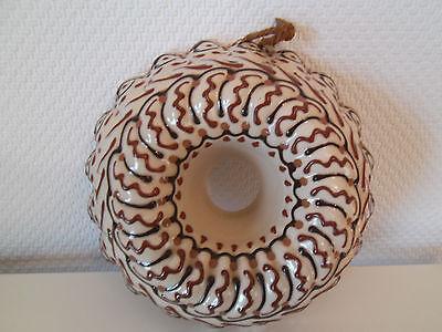 Kuchenform Backform für Gugelhupf * Deko Alt