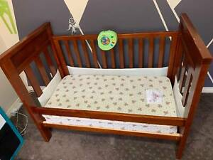 Bruin cot / toddler bed with mattress Horsham Horsham Area Preview