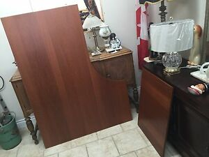 IKEA Galant L shape desktop with extension Only! NO Legs...