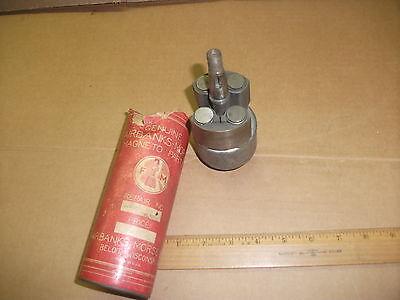 New Vintage Fairbanks-morse J2480 Magneto Shaftrotor 6 Inch Long