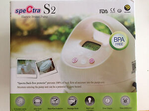 Tire-lait double Spectra 2  dual hospital grade breast pump