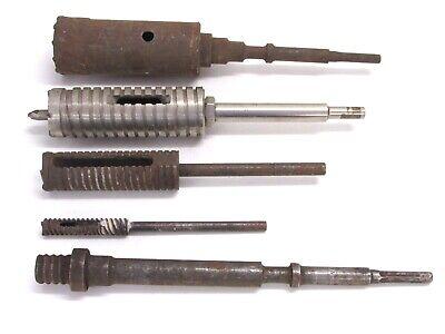Lot Of Assorted Small Concrete Core Drill Bits