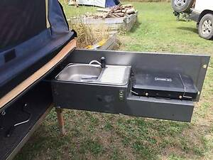 Heavy Duty Camper Trailer (Price Reduced) Glen Iris Boroondara Area Preview
