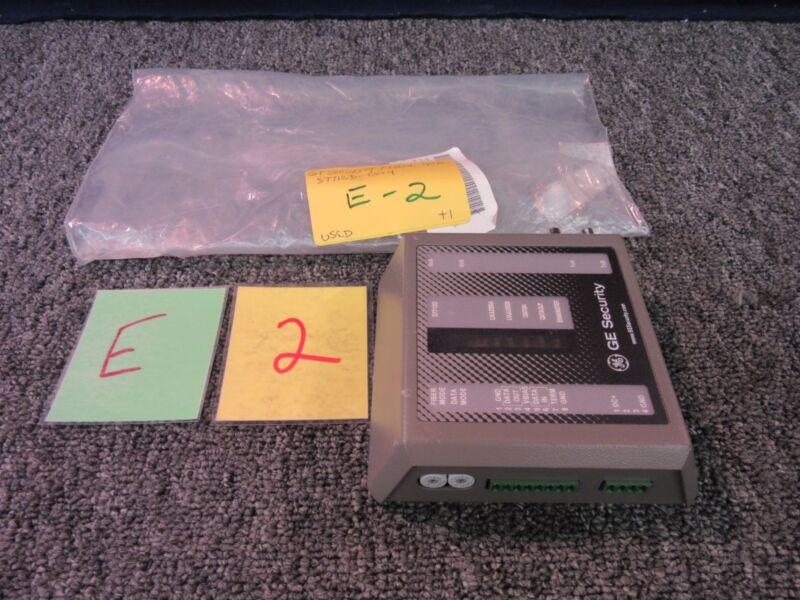 GE GENERAL ELECTRIC SECURITY FIBER OPTIC S7712D-EST4 TRANSMITTER CCV VIDEO USED