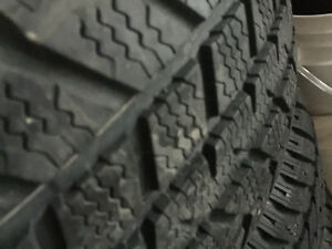 4 225/60R16 Champiro Winter Tires