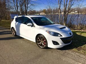 Mazdaspeed 3 2010 2.3L Turbo Tech package