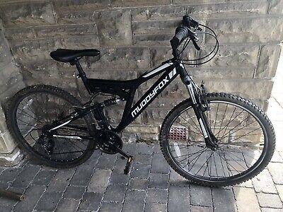Muddy Fox adult mountain bike 26' wheels 18' frame