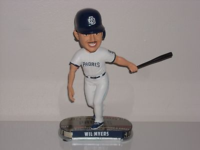 WIL MYERS San Diego Padres Bobble Head 2017 MLB* Headlines Base Edition New*
