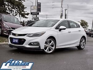 2018 Chevrolet Cruze Premier RS PKG Leather MY Link