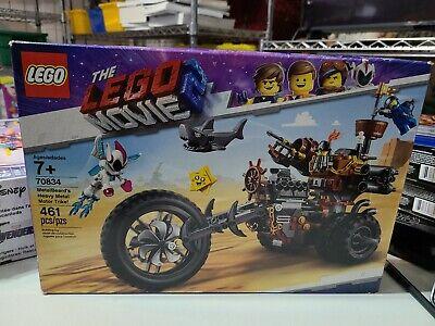 LEGO Movie 70834 MetalBeard's Heavy Metal Motor Trike! - 461 Pieces #70834