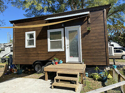tiny house for sale on wheels