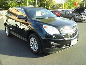 2015 CHEVROLET EQUINOX LS- BLUETOOTH, SATELLITE RADIO, ONSTAR, S