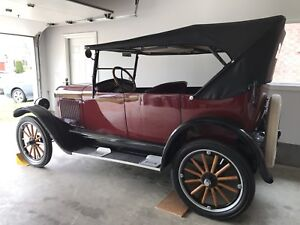 1923 CHEVROLET SUPERIOR TOURING ROADSTER