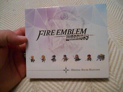 NEW! Fire Emblem Warriors Soundtrack Original Sound CD Limited Edition 2017